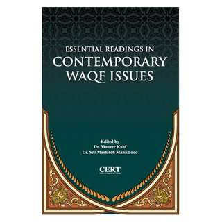 Essential Readings in Contemporary Waqf Issues - Hard Cover