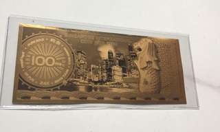 Singapore Commemorative Notes