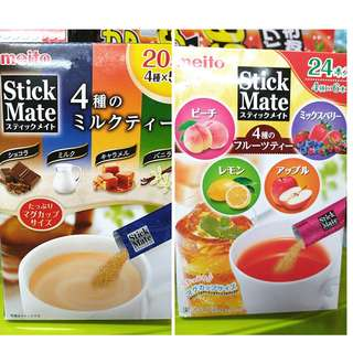 🚚 日本 綜合 水果茶/奶茶
