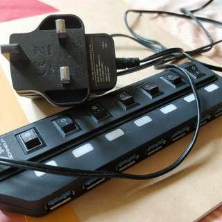 USB 3.0 Hub MINT&CHEAP!!!