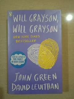 Will Grayson, Will Grayson [ Pre - Loved ]