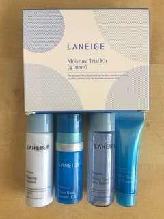 Laneige Mostuire Trial Pack