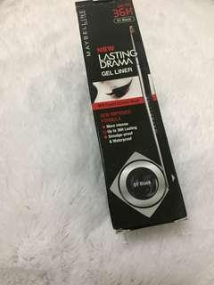 Maybelline eyeliner long lasting drama