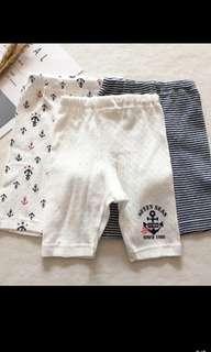 PO boy shorts