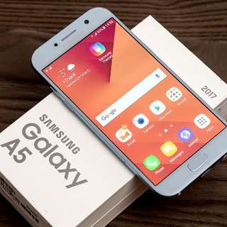 Samsung Galaxy A5 2017 Cicilan Ringan Tanpa Kartu kredit