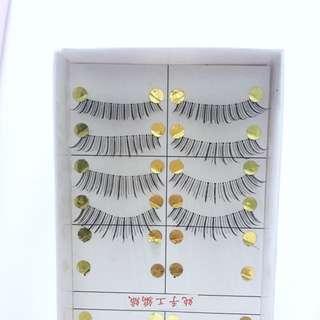 Natural Japanese Fake Eyelashes