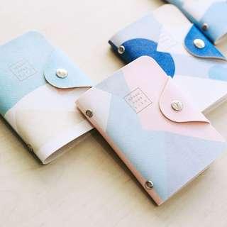 Scandinavia Leather Card Holder
