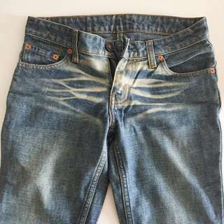 Authentic Levi's 577 jeans