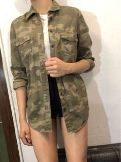 Newlook army green jacket