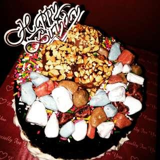 Coklat moist cake