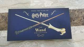 From the Films of Harry Potter The Wand Collection