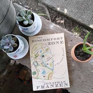 Preloved Book: The Discomfort Zone