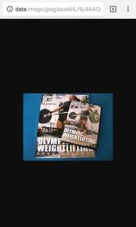 Complete olympic weight lifting book