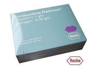 Laroscorbine platinum ( vit c with collagen)