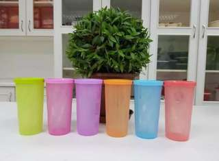 Tupperware Zentome Tumbler (6pcs) 250ml