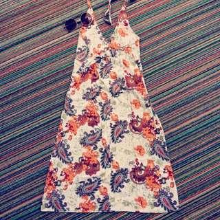 Dress sexi orane