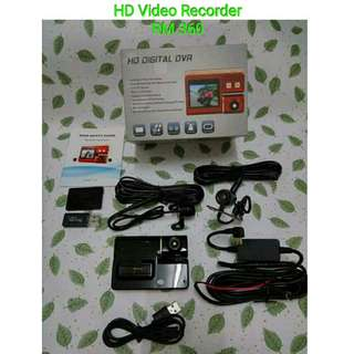 HD Motorbike Recorder