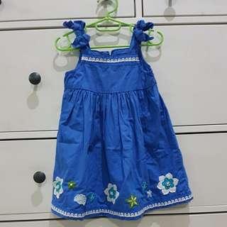 GYMBOREE DRESS 18-24m fits 2yo