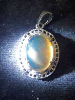 Mustika Katilayu biru kuning ( Blue Amber ) Nickname : Fishing Amulet Self collection at hougang ave8 or Punggol Drive under my blk. Mailling @ $5