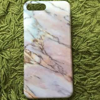 iPhone 7+ Marble Phone Case