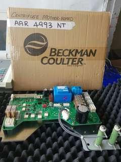 AAR 4993 - BECKMAN COULTER Centrifuge Motherboard @ $180 Each @ B1/3