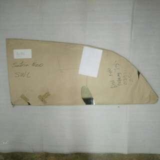 PROTON SATRIA NEO REAR QUARTER DOOR GLASS SW LH OR RH GENUINE PART