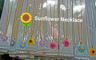 🌻Sunflower Necklace