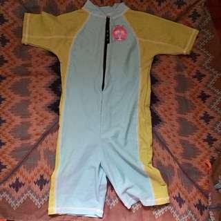 Rashguard Suit