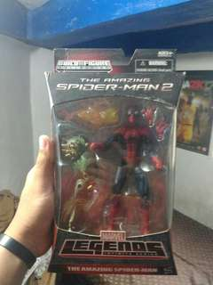 Marvel Legends Amazing Spiderman
