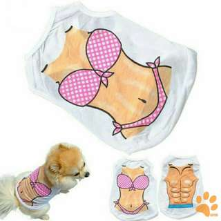 Summer Pet Clothes