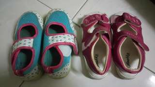 Frozen and Anakku Girls Shoes