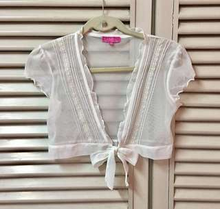 Pineapple by Jessie Moore - Girls Top/Cardigan