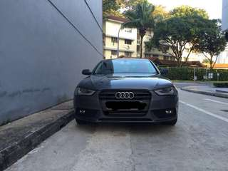 Audi A4 1.8 Auto TFSI Multitronic Attraction