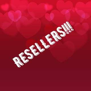 Resellers!!