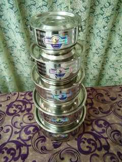 Periuk Stainless Stell