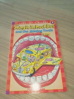 The Magic School Bus - Missing Tooth n Fighting Germs