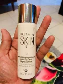 Herbalife skin nigth cream