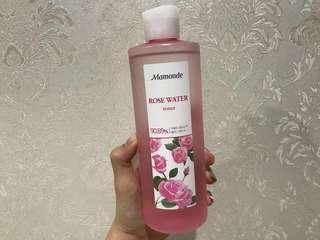 MAMONDE rose water toner 500ml