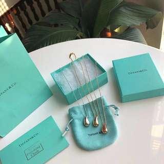 Tiffany & Co Teardrop Necklace