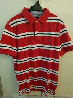Tommy Hilfiger Red Stripe