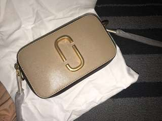 Marc Jacobs Snapshot french beige (mirror 1:1)