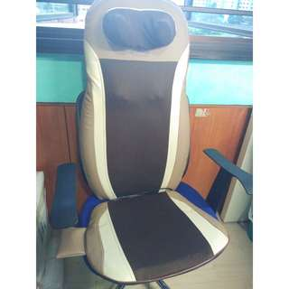 Massager Chair, Back Massager, on-chair type