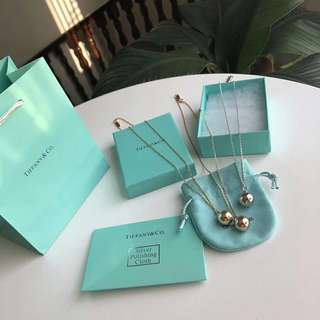 Tiffany & Co  Hardware Necklace