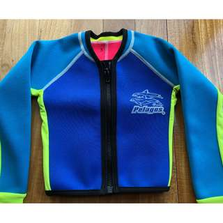 Pelagos Thermal Swim Jacket