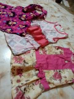 3pcs. dress for 1year old