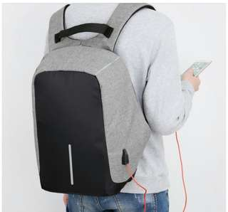 Anti-theif backpack