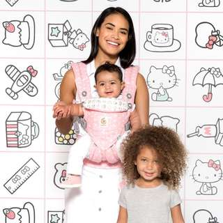 Limited Edition Hello Kitty Play Time Ergobaby Omni 360 Baby Carrier
