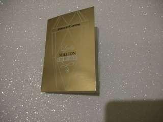 Paco Rabanne Lady Million Eau My Gold ! EDT 1,5ml