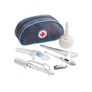 The First Years American Red Baby Healthcare Kit