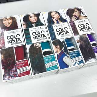 L'Oréal Paris colorista washout 1-2星期幻變染髮劑
